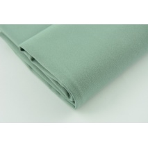 Drill, 100% cotton fabric in a plain sage color