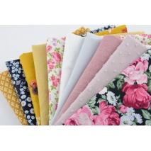 Fabric bundles No. 117 AB 30cm