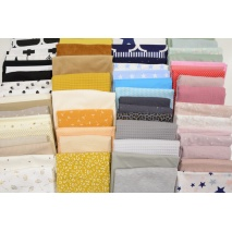 Fabric bundles No. 137LN 30cm x 64pcs