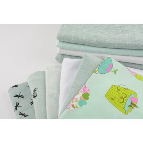 Fabric bundles No. 144 AB 40cm