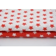 Cotton 100% double-sided red vichy check