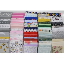 Fabric bundles No. 160LN 40cm x 93pcs.