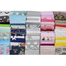 Fabric bundles No. 161LN 30cm x 82pcs