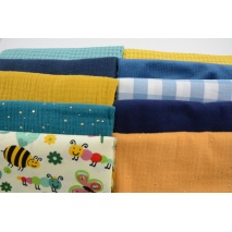 Fabric bundles No. 165 AB 20cm