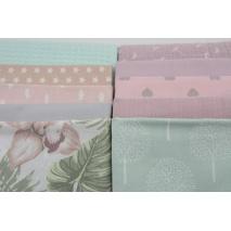 Fabric bundles No. 180 AB 30cm