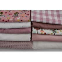 Fabric bundles No. 185 AB 40cm