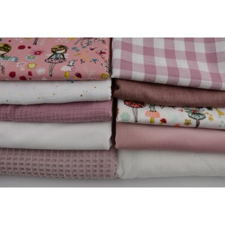 Fabric bundles No. 185 AB 40cm