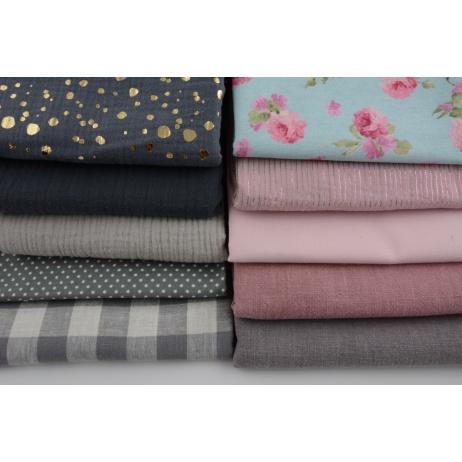 Fabric bundles No. 187 AB 40cm