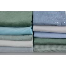 Fabric bundles No. 190AB 40cm