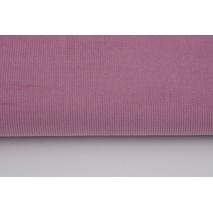 Cotton 100%, fine corduroy berry pink