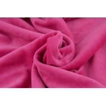 Knitwear velour, lovely pink