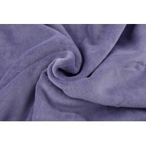 Knitwear velour, powdery lavender