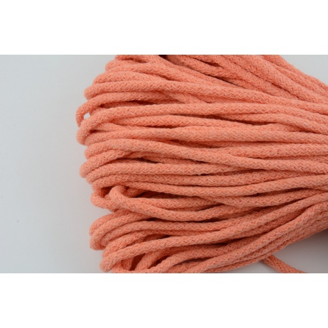 Cotton Cord 6mm salmon (soft)