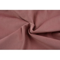 Velvet smooth dirty pink 3 220 g/m2