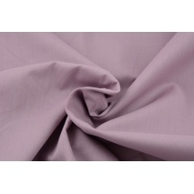 Cotton 100% plain dark heather batiste cotton (70g/m2)
