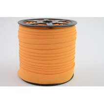 Cotton bias binding orange