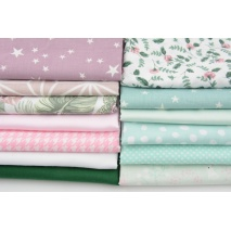 Fabric bundles No. 200AB 20cm