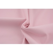 Cotton 100% plain dirty pink 115g/m2