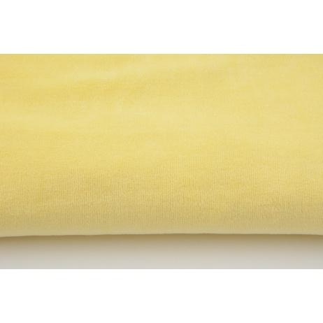 Nicky Velour - light yellow