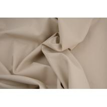 Bawełna 100% beżowa jednobarwna PREMIUM