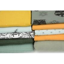 Fabric bundles No. 247AB 30cm