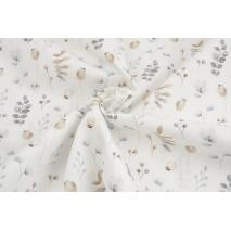 Premium 100% cotton poppy DP