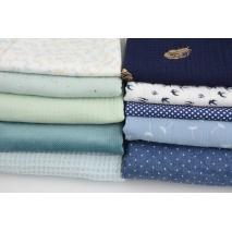 Fabric bundles No. 284AB 20cm