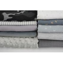 Fabric bundles No. 291AB 20cm