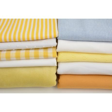 Fabric bundles No. 294AB 20cm