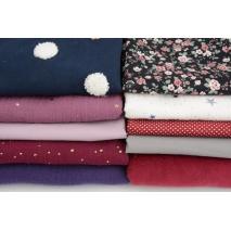 Fabric bundles No. 296AB 20cm