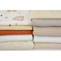 Fabric bundles No. 297AB 20cm
