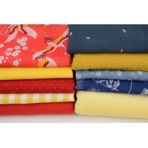 Fabric bundles No. 301AB 20cm