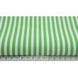 Cotton 100% violet stripes 5mm