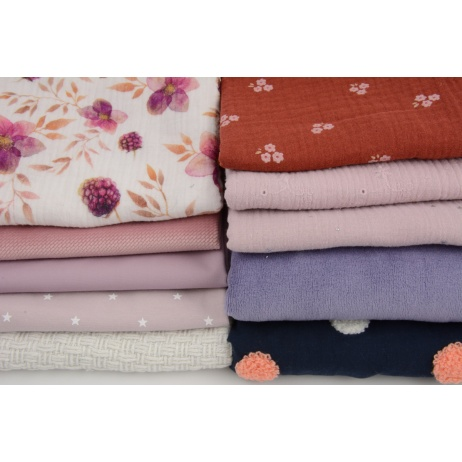 Fabric bundles No. 305AB 20cm