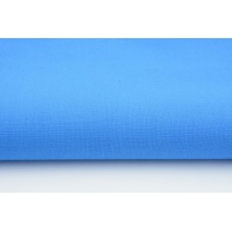 Cotton 100% plain cobalt