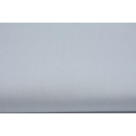 Cotton 100% plain gray sateen