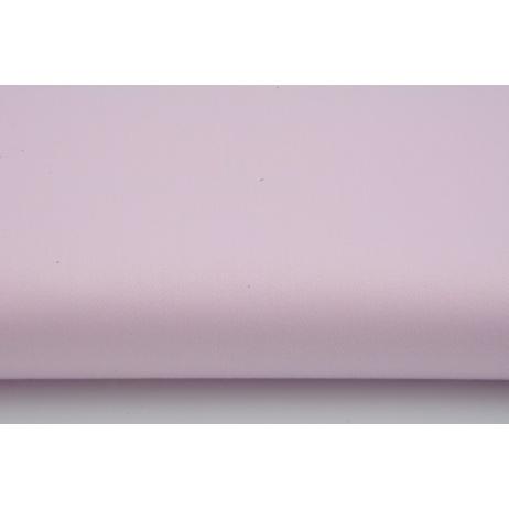 Cotton 100% plain pastel pink sateen