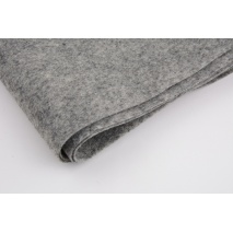 Felt gray