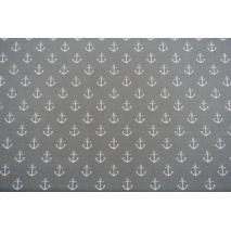 Cotton 100% anchors on a dark gray background II quality