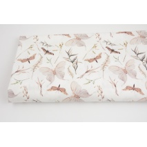 Premium 100% cotton butterflies, dragonflies DP