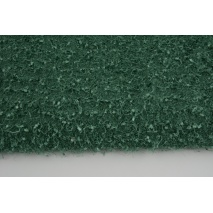 Shaggy green knit