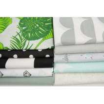 Fabric bundles No. 314 AB 70cm