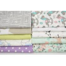 Fabric bundles No. 316AB 50cm
