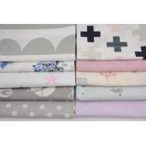 Fabric bundles No. 317AB 50cm