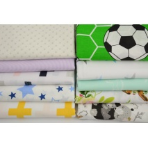 Fabric bundles No. 319 AB 80cm