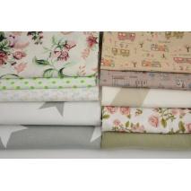 Fabric bundles No. 320 AB 50cm