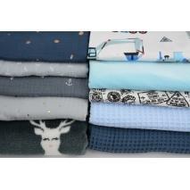 Fabric bundles No. 322 AB 40cm