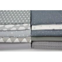 Fabric bundles No. 334 AB 30cm