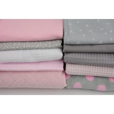 Fabric bundles No. 348 AB 30cm