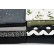 Fabric bundles No. 349 AB 30cm
